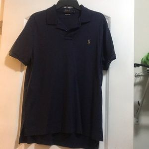 Men's Large Soft Touch Polo Shirt